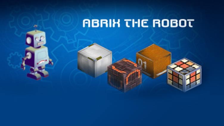 Abrix the robot фото