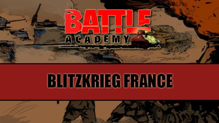Battle Academy - Blitzkrieg France фото