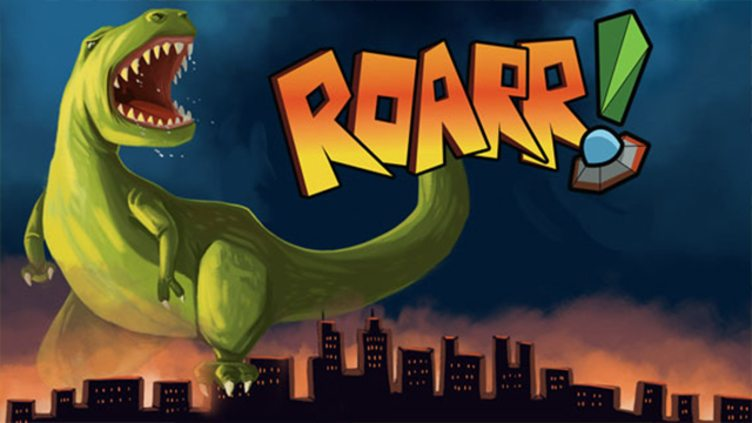 Roarr! The Adventures of Rampage Rex фото