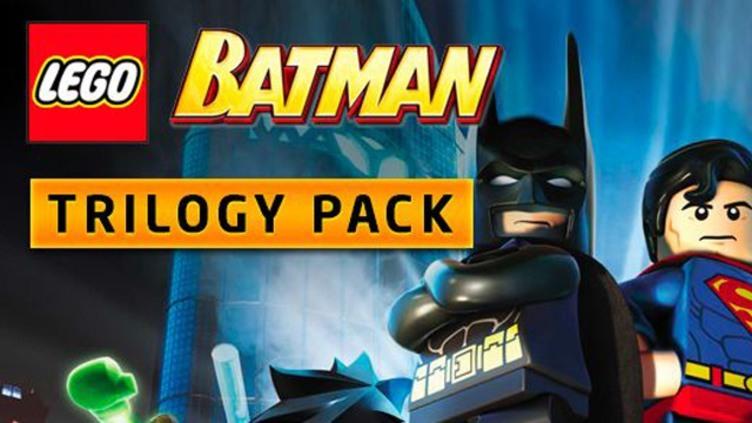 LEGO Batman Trilogy   Windows Steam   Fanatical