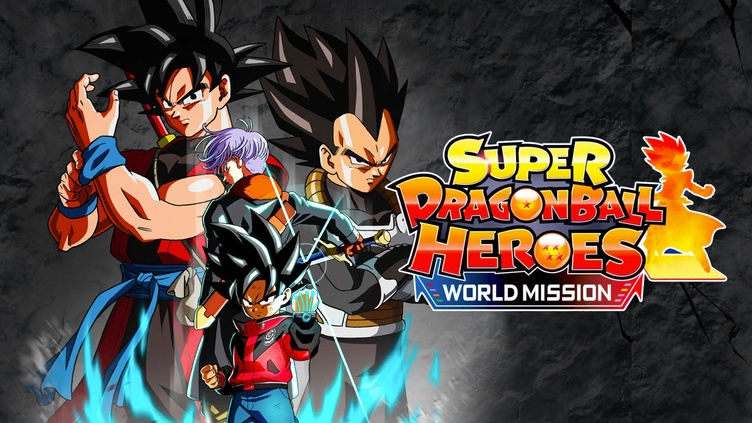 SUPER DRAGON BALL HEROES WORLD MISSION фото