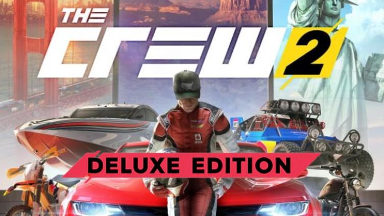 The Crew 2 - Deluxe Edition фото