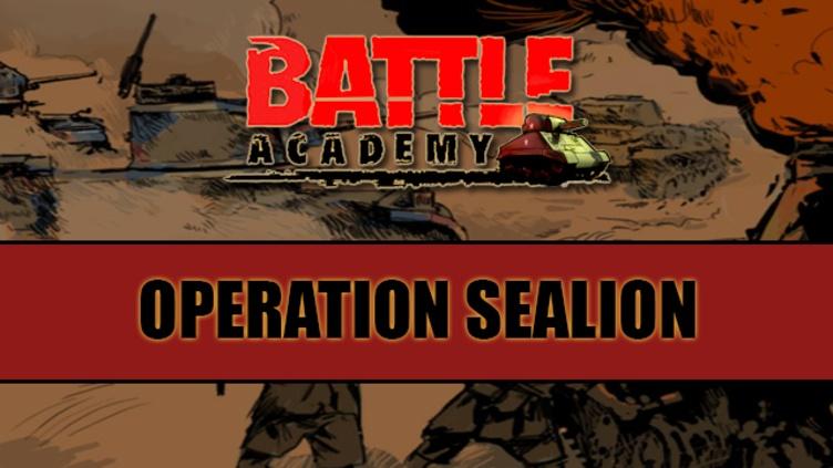 Battle Academy - Operation Sealion DLC фото