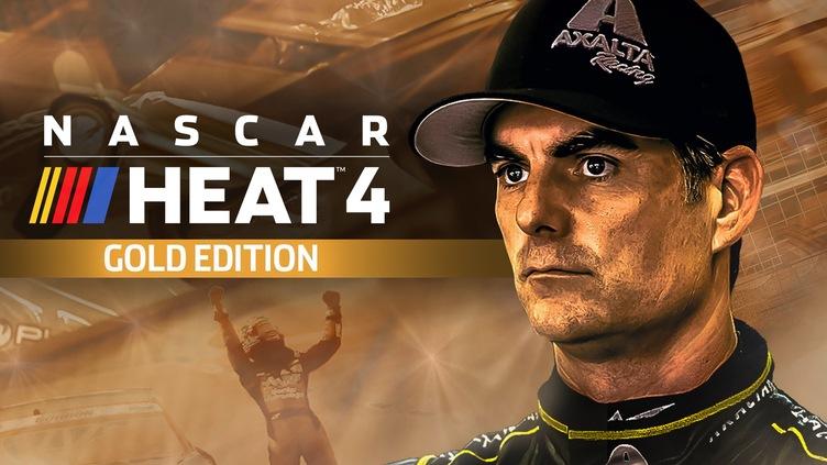 NASCAR Heat 4 - Gold Edition