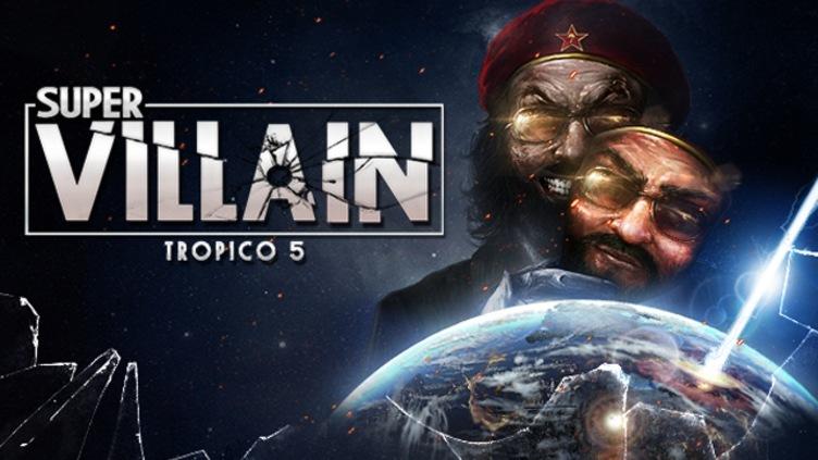 Tropico 5 - Supervillain DLC фото