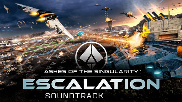 Ashes of the Singularity: Escalation - Soundtrack DLC фото