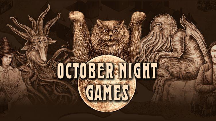 WhisperGames / October Night Games