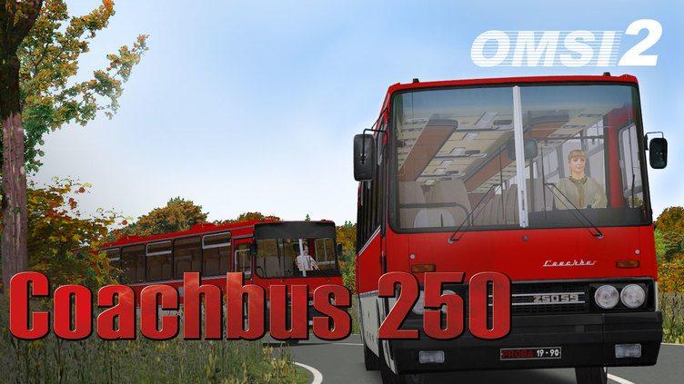 OMSI 2 Add-On Coachbus 250 фото