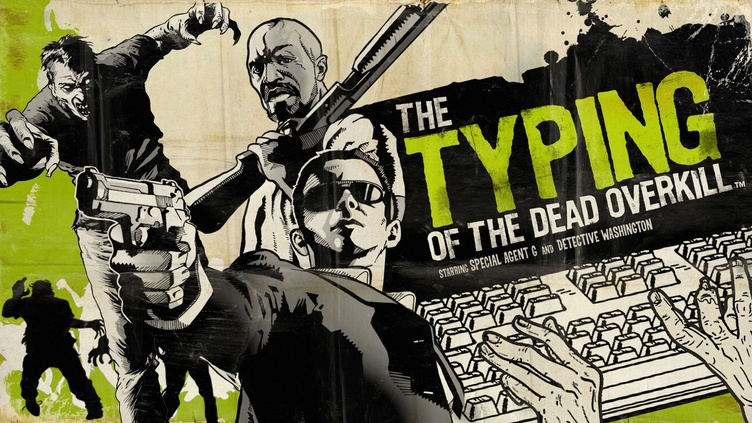 The Typing of The Dead: Overkill фото