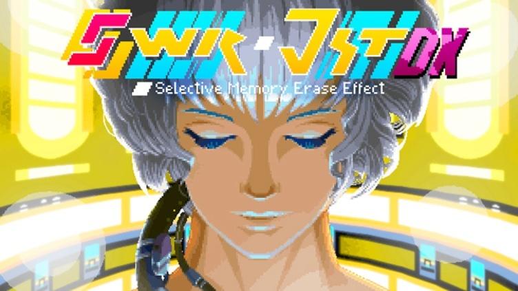 SWR JST DX Selective Memory Erase Effect фото