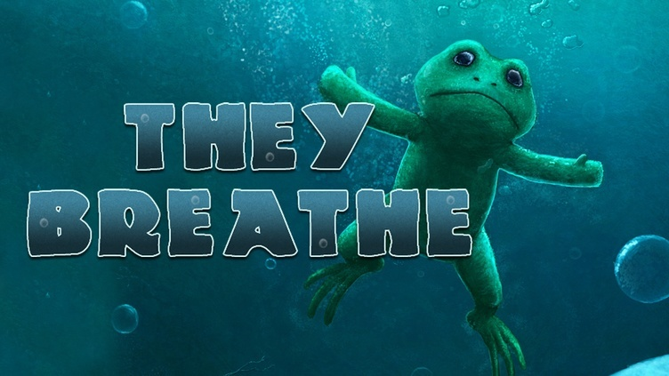 They Breathe фото