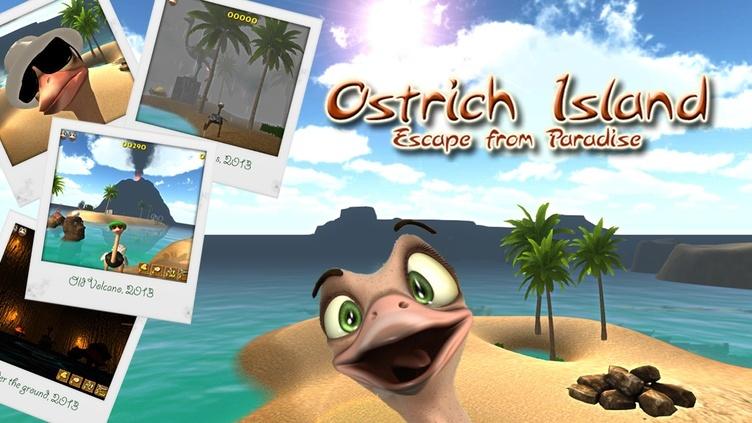 Ostrich Island фото