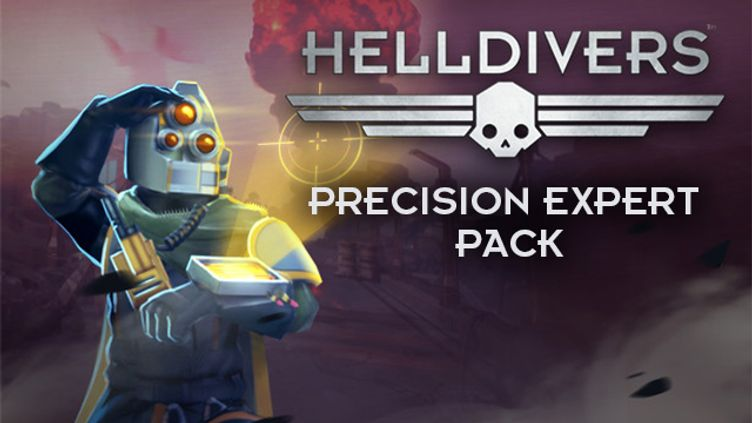 HELLDIVERS™ - Precision Expert Pack