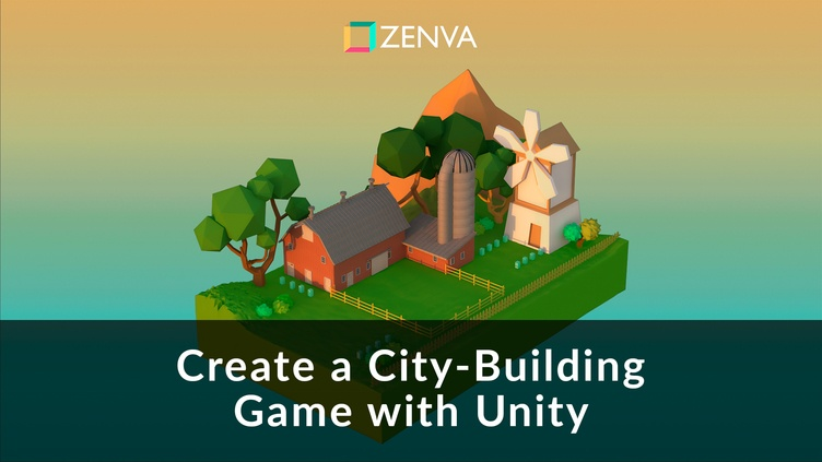Create a City Building Game with Unity