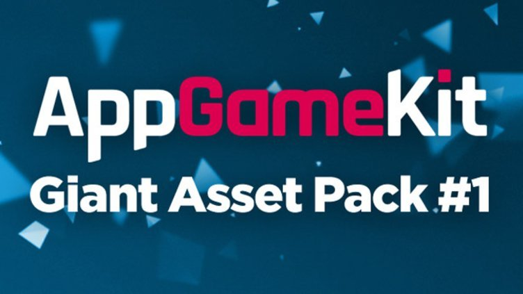 AppGameKit - Giant Asset Pack 1 DLC фото