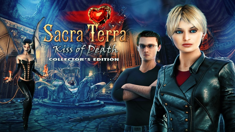 Sacra Terra: Kiss of Death Collector's Edition фото