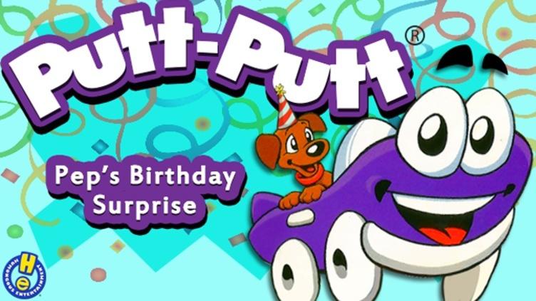 Putt-Putt®: Pep's Birthday Surprise фото