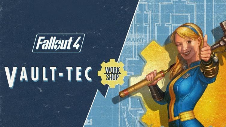 Fallout 4 Vault-Tec Workshop DLC фото