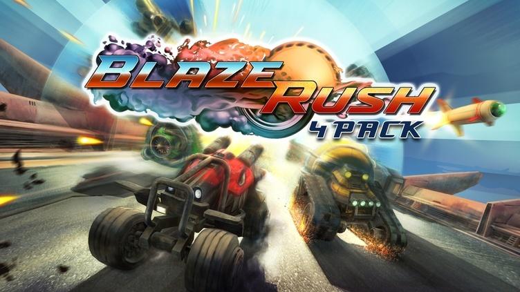 BlazeRush 4 Pack