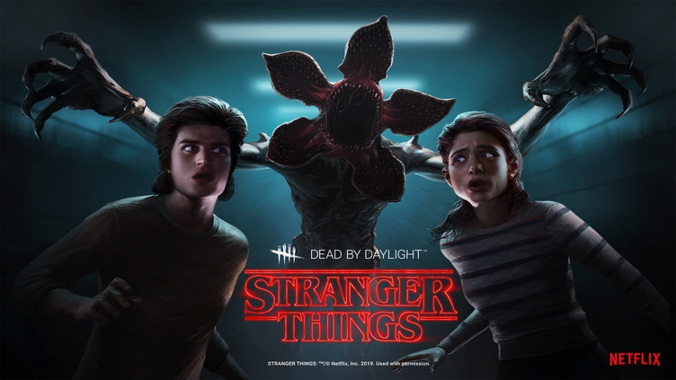 Dead by Daylight - Stranger Things Chapter