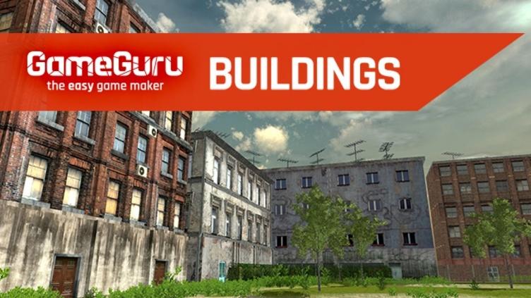 GameGuru - Buildings Pack DLC фото
