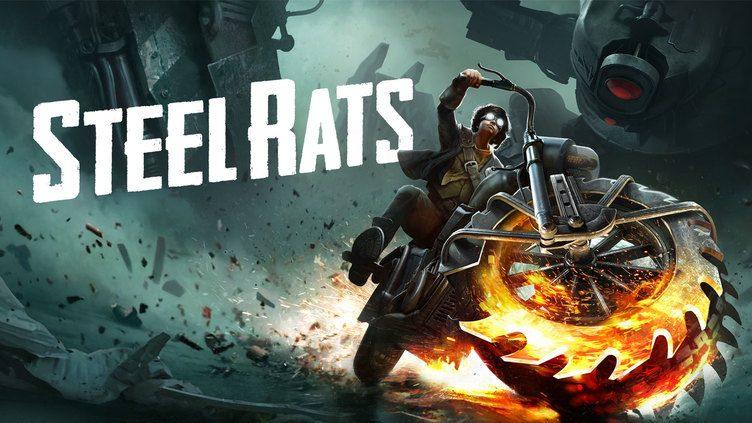 Steel Rats™ фото