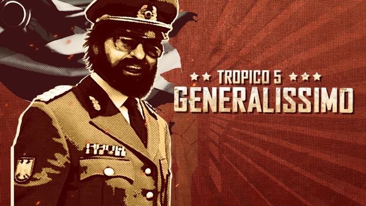 Tropico 5 - Generalissimo DLC фото
