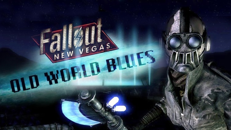 Fallout New Vegas: Old World Blues DLC