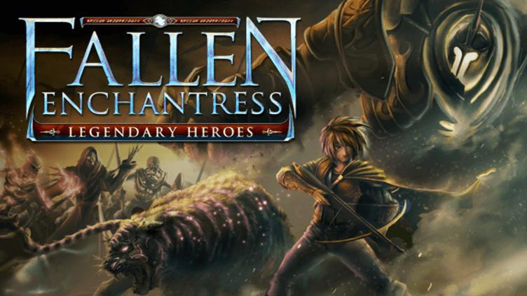 Fallen Enchantress: Legendary Heroes фото