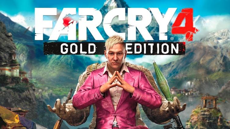 Far Cry 4 Gold Edition фото