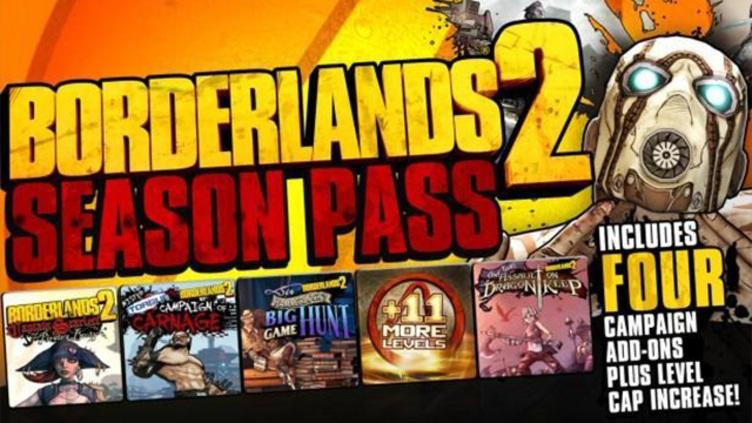Borderlands 2 Season Pass DLC фото