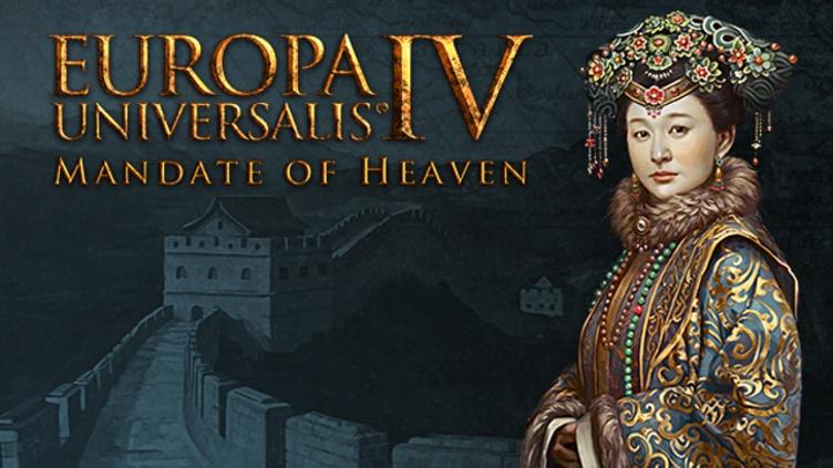 Europa Universalis IV: Mandate of Heaven DLC фото
