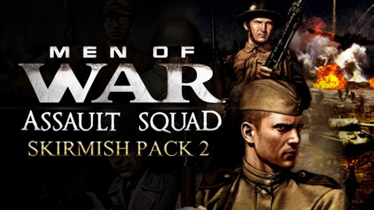 Men of War: Assault Squad - Skirmish Pack 2 DLC фото