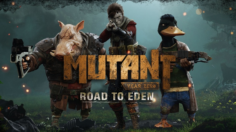 Mutant Year Zero: Road to Eden фото