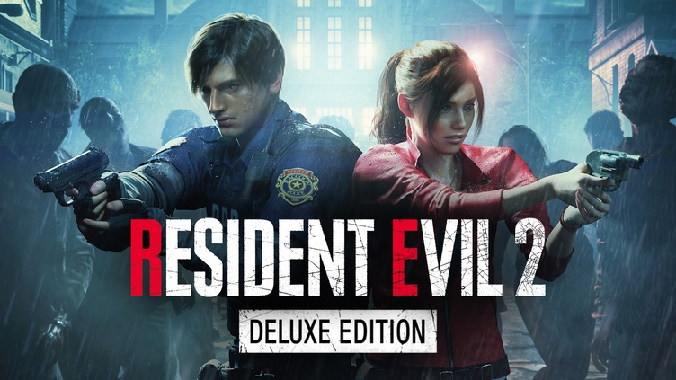 RESIDENT EVIL 2 / BIOHAZARD RE:2 - Deluxe Edition фото
