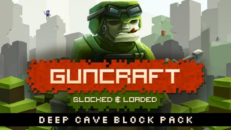 Guncraft Deep Cave Block Pack DLC