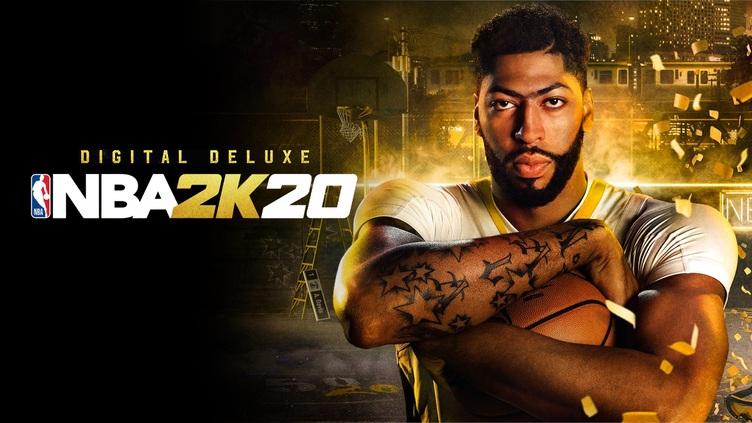 NBA 2K20 - Digital Deluxe Edition фото