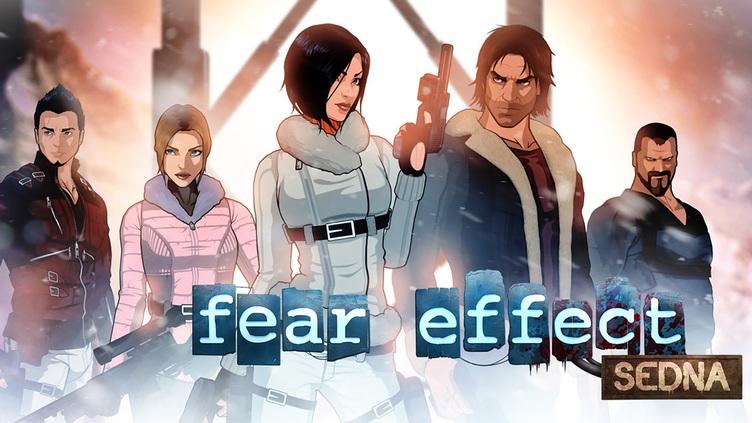 Fear Effect Sedna фото