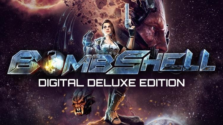 Bombshell Digital Deluxe Edition