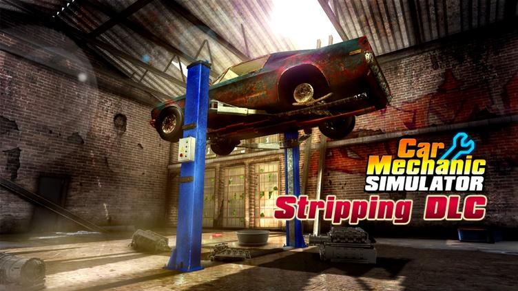 Car Mechanic Simulator 2015 - Car Stripping DLC фото