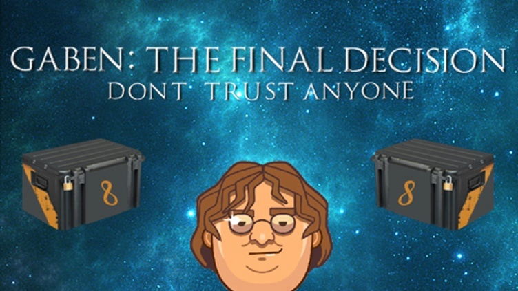 GabeN: The Final Decision фото