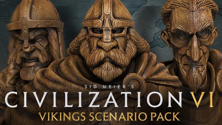 Civilization VI - Vikings Scenario Pack DLC