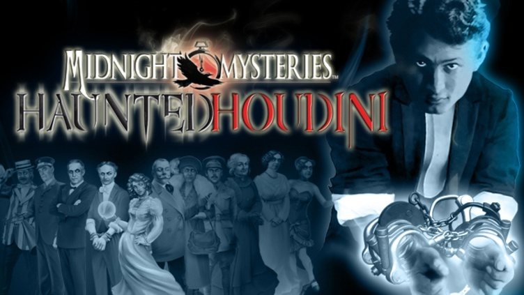 Midnight Mysteries 4: Haunted Houdini фото