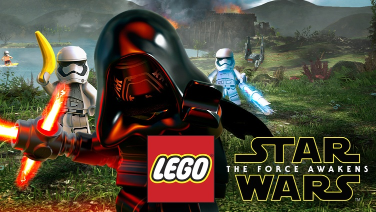 LEGO Star Wars: The Force Awakens - First Order Siege of Takodana ...