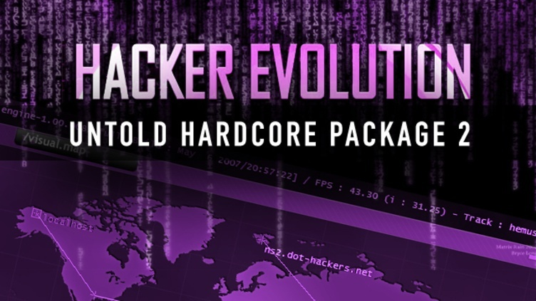 Hacker Evolution: Untold - Hardcore Package Part 2 фото