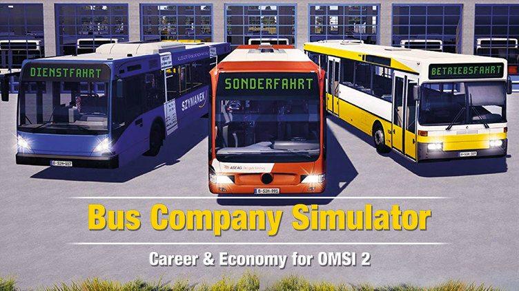 OMSI 2 Add-on Busbetrieb-Simulator фото