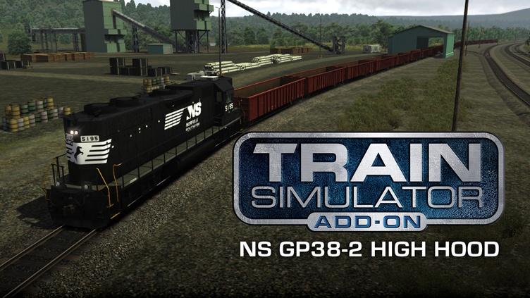 Train Simulator: Norfolk Southern GP38-2 High Hood Loco Add-On фото