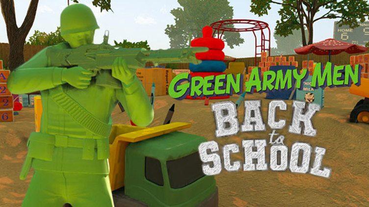 Green Army Men фото