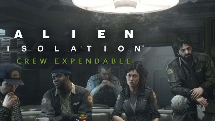 Alien: Isolation - Crew Expendable DLC фото