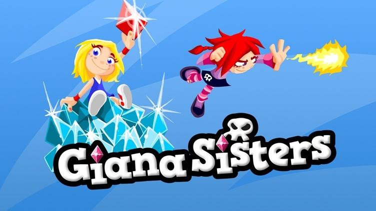 Giana Sisters 2D фото
